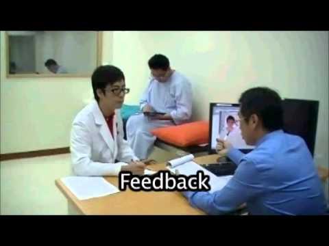 Integrated Simulation iOSCE Taipei Medical University
