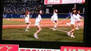 プロ野球・東京ヤクルトスワローズ公認パフォーマンスアーティストのDDS...
