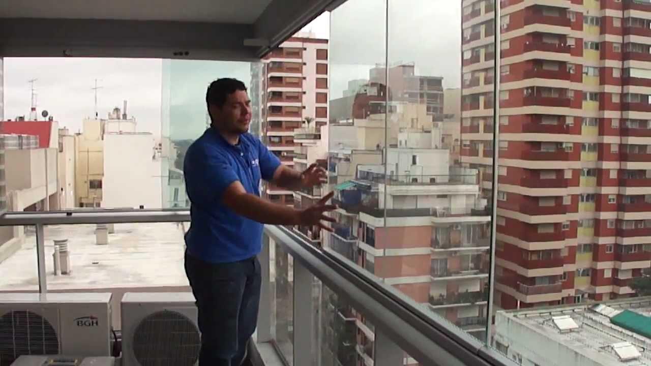 cerramiento balcones