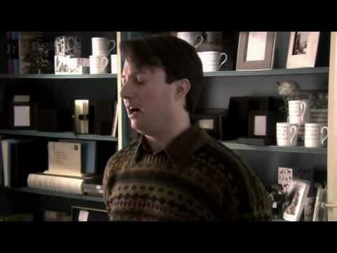 That Mitchell and Webb Look - Gift Shop Sketch I'm looking for a gift for my aunt