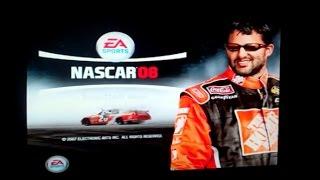 NASCAR 08 (PS2) - Part 1