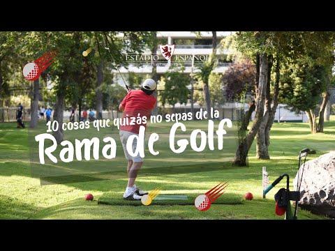 Video de Estadio Español  10 cosas que quizás no sepas de la Rama de Golf