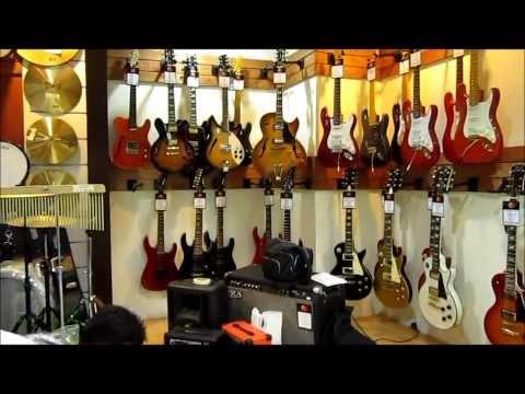 RJ Guitar Center (Market-Market Branch)