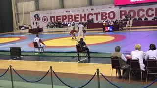 Финальный поединок Хожиакбара Рахимжанова