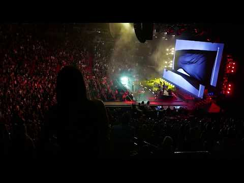 Heroes - Depeche Mode. American Airlines Arena, Miami FL. Sep. 15, 2017.