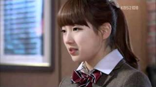 Dream High EP13 Hyemi &Jason(suzy&wooyoung)singing cut