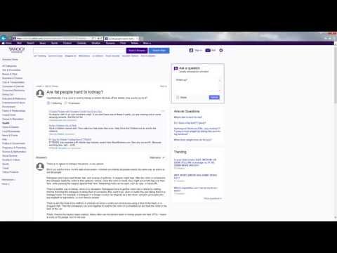 Yahoo Answers funny stream
