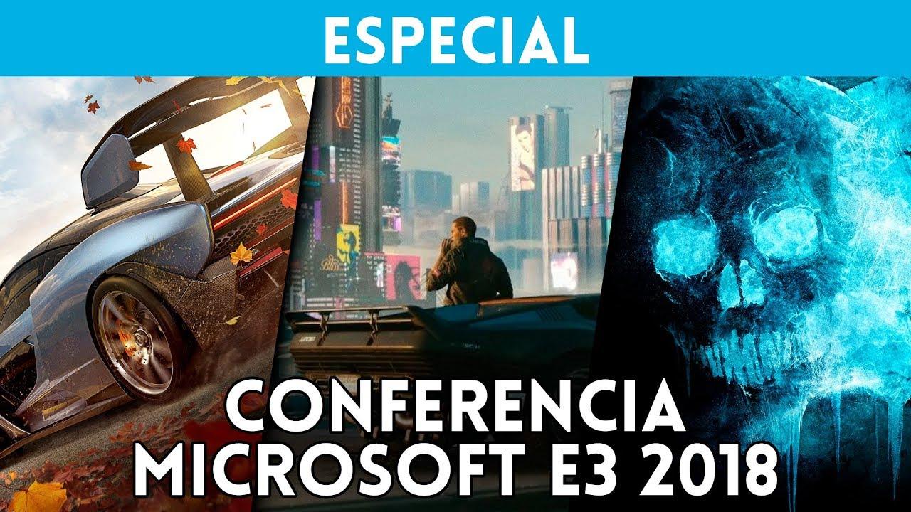 E3 2018: Resumen conferencia de Microsoft: Xbox One GOLPEA con fuerza