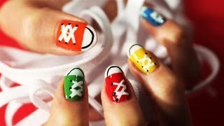 How To Do Converse Style Nails I Nail It