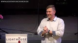 "Daniel Schott ""Kein Opfer, kein Feuer"" Teil 1, Lighthouse Church Ludwigsburg"