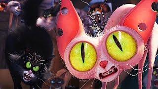 Уличные коты / Тайная жизнь домашних животных (2016)