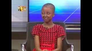 Miriam Thomas Chirwa Interview K24TV Kenya 2017
