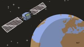 Les Décodeurs de l'Europe : Galileo le système de géolocalisation européen est déjà utilisable!