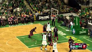NBA 2K12 ONLINE SUCKS! (TOO MANY 3 POINTERS, MUST SEE!) RAY ALLEN DROPS 62!