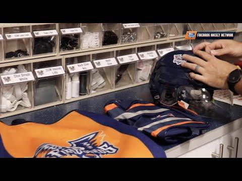 Hockey Equipment: Sahil Panwar's Package