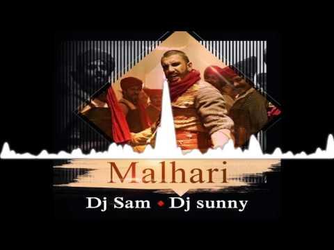 Malhari (Remix) - DJ SAM and SUNNY SOLANKI