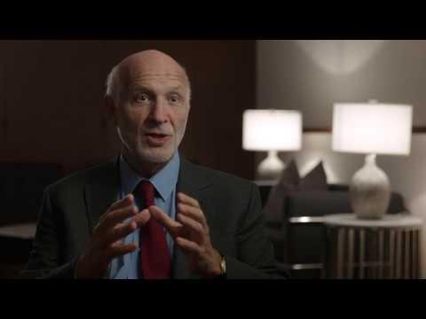 Peter Fonagy: How Does One Develop Sense of Self?