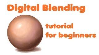 Digital Blending and edge types  - 1080p
