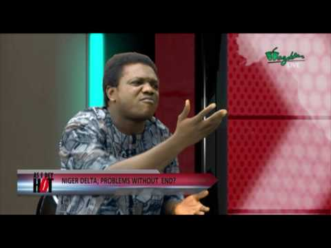 AS E DEY HOT - NIGER DELTA: PROBLEMS WITHOUT END?   Wazobia TV