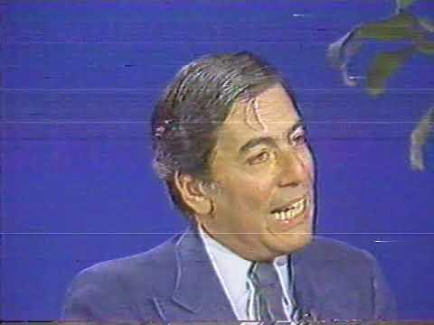 Sofía Imber Y Carlos Rangel entrevistan a Mario Vargas Llosa 3