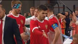 Тов. матч. Россия - Португалия. 3-3. Первый матч