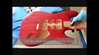 Pit Bull Guitars St-1 | Build Your Own Guitar