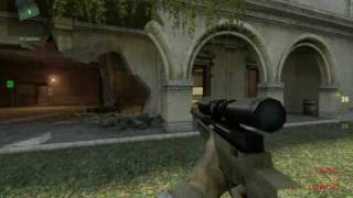 Counter-Strike:Source 3rd person play