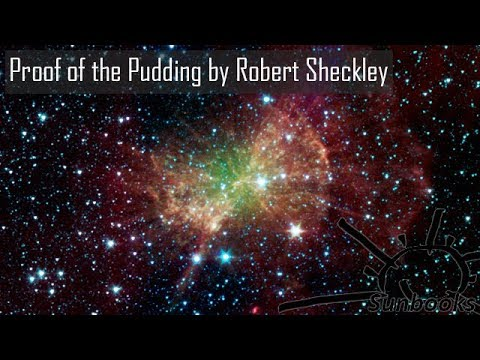 Audiobook - Proof of the Pudding by Robert Sheckley
