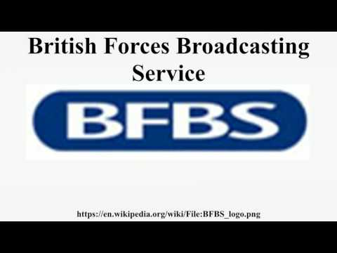British Forces Broadcasting Service