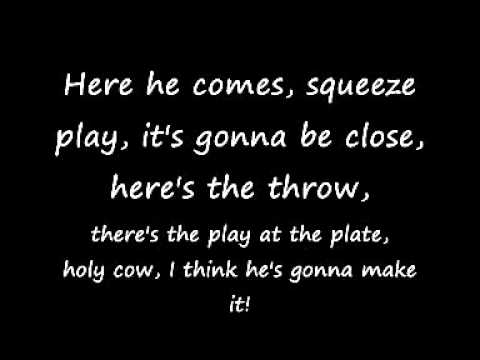 Paradise by the Dashboard Light- Meatloaf Lyrics