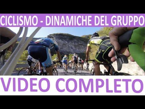 BDC - GRANFONDO | comportamento in gruppo (avanzare di 500 posizioni in 10 km)