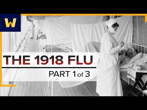 The 1918 Spanish Flu-A Conspiracy of Silence | Mysteries of the Microscopic World (Part 1 of 3)