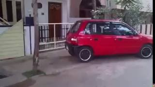 viral car parking video