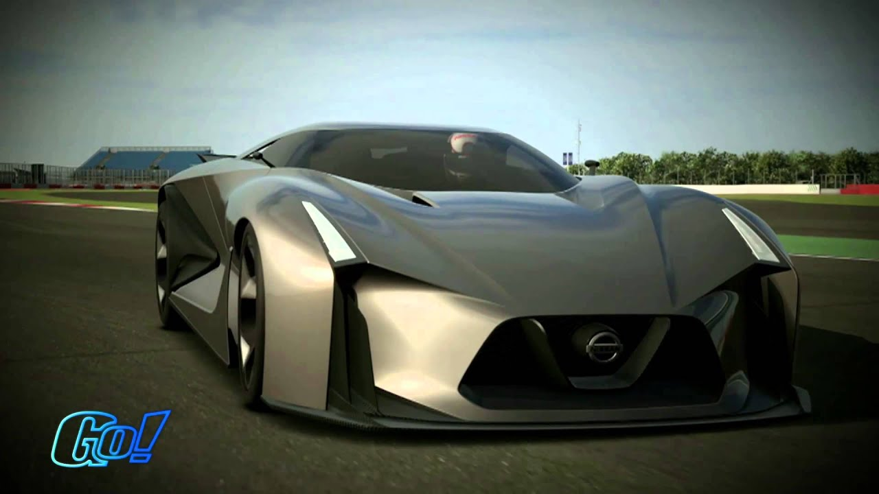 Nissan GTR 2020 - YouTube