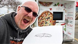 PIZZA VENDING MACHINE 🍕