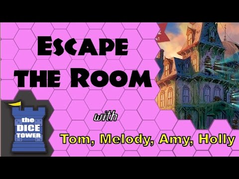 Escape the Room Review - with the Vasel Family
