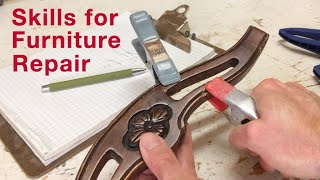 Woodworking Essentials for Furniture Repairs