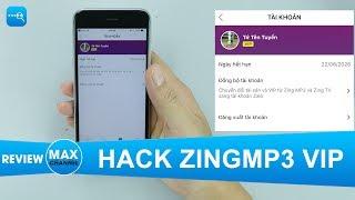 Đánh Sập ZingMp3 Vip Với Thời Hạn 10 Năm: Hack Quá đơn Giản