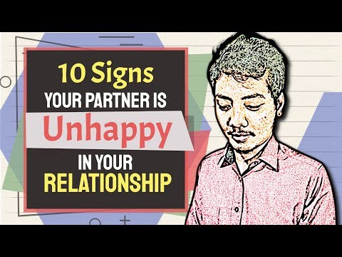 10 Subtle Signs Your Partner Is Unhappy In Your Relationship