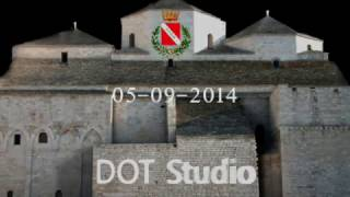 Trailer video mapping project Duomo Molfetta