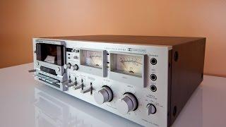 Cassette Deck Kenwood KX1060 Demo