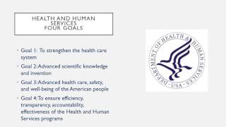 U S  Department of health and human services recording