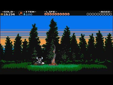 Shovel Knight (PC Indie) - Análisis