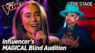 Lacy Madison sings 'Wicked Game' by Chris Isaak | The Voice Stage #11
