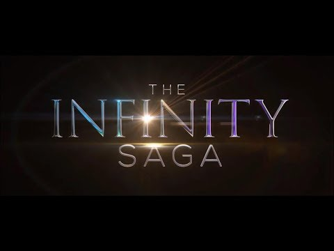 OFFICIAL MARVEL INFINITY SAGA TRAILER (2020)