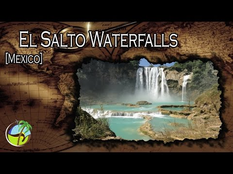 El Salto Waterfalls, Mexico