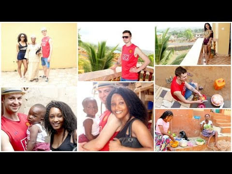 Travel Vlog - Sierra Leone 2017 Vlog Part 1