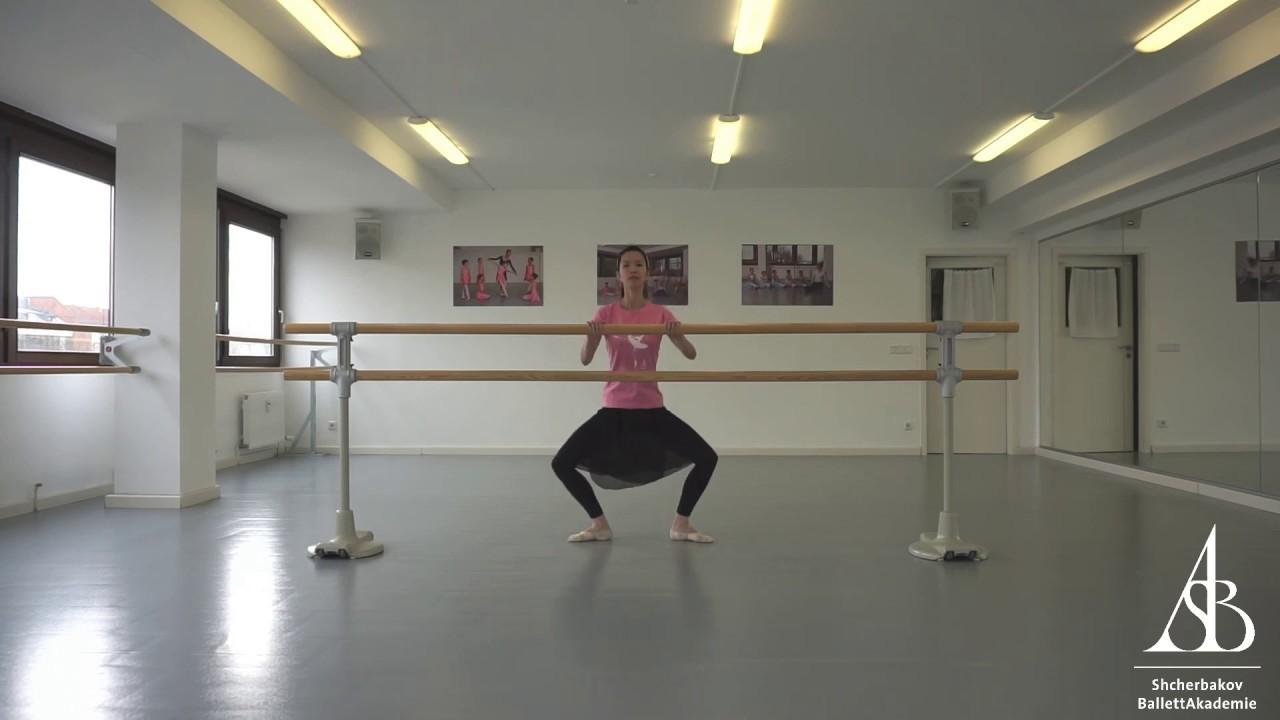 ballettübungen