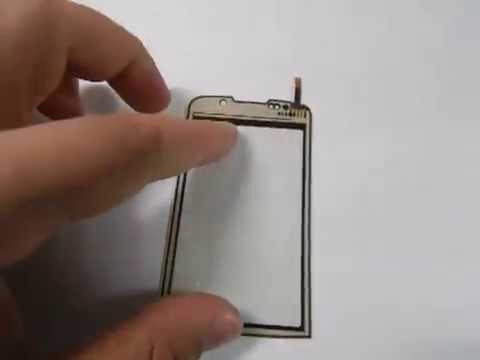 Сенсорный экран для Samsung B7610
