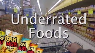 Underrated Foods: Corn Nuts Ep 1